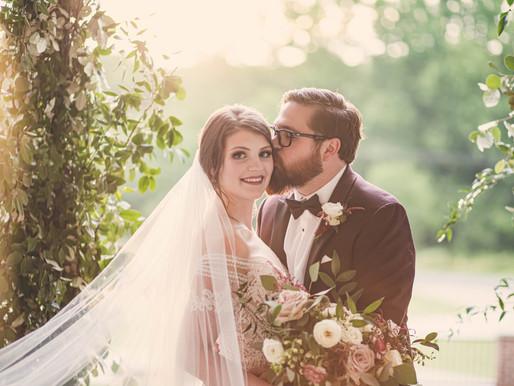 Wedding Venues: Forest Hill Park and Rosa' Laevigata