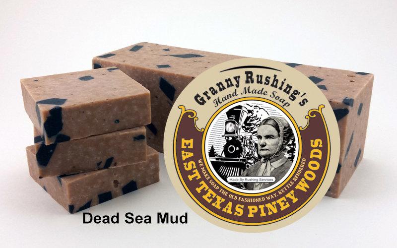 Dead Sea Mud  5 oz