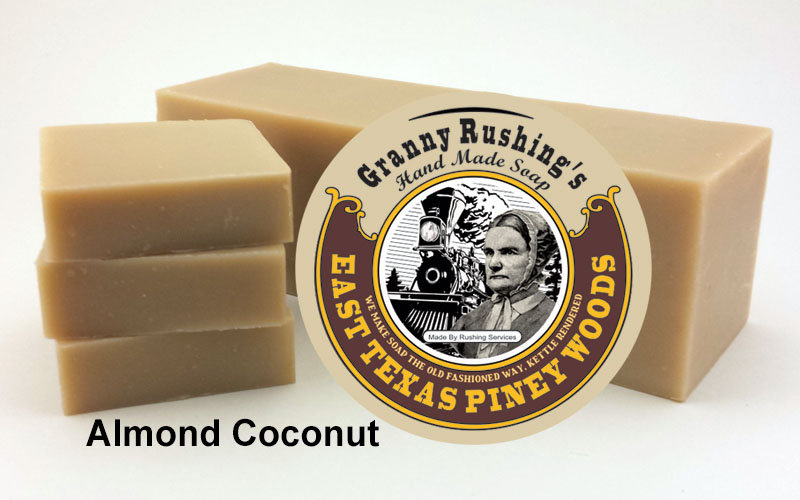 Almond Coconut  5 oz