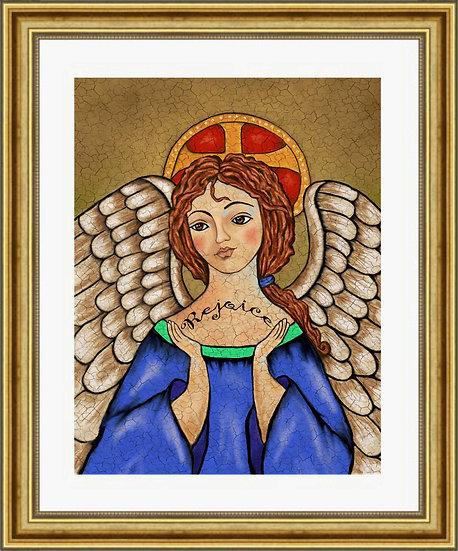 Folk Art Angel1