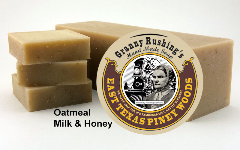 Oatmeal Milk&Honey  2.5 oz
