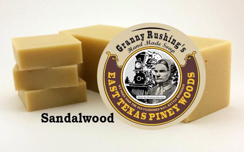 Sandal Wood  2.5 oz