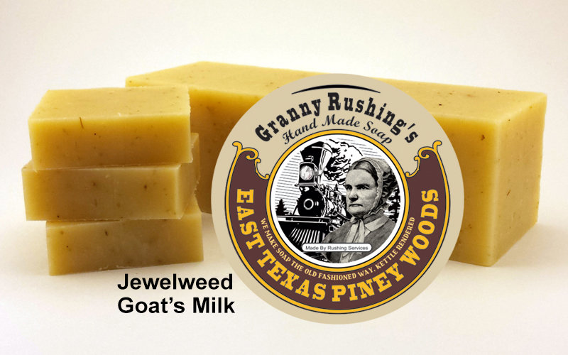 Jewelweed Goat's Milk  5 oz