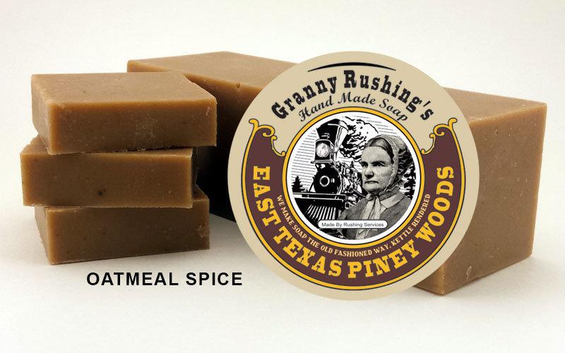 Oatmeal Spice 5 oz