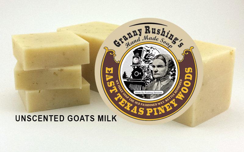 Unscented Goats Milk 5 oz