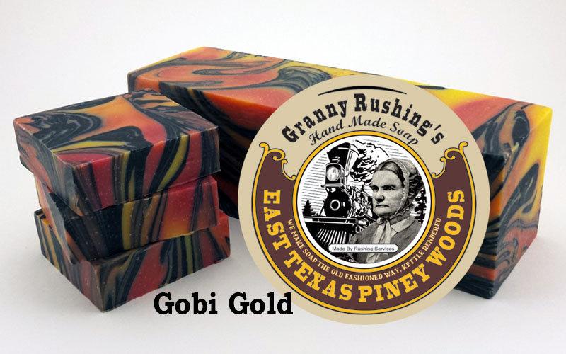 Gobi Gold 2.5 oz