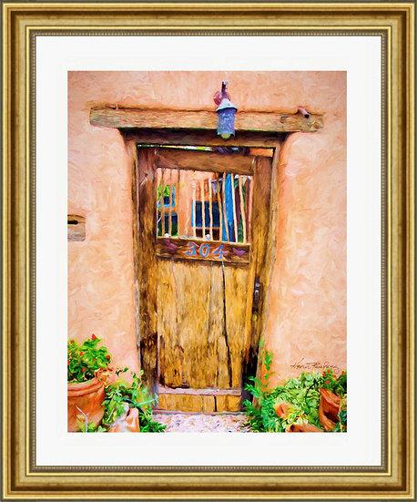 ADOBE DOOR 01