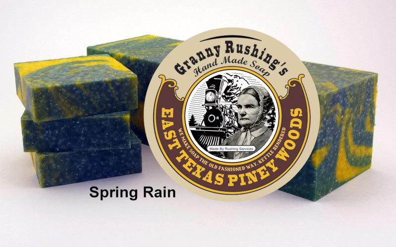Spring Rain  5 oz