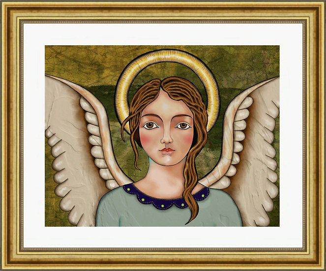 Folk Art Angel 04