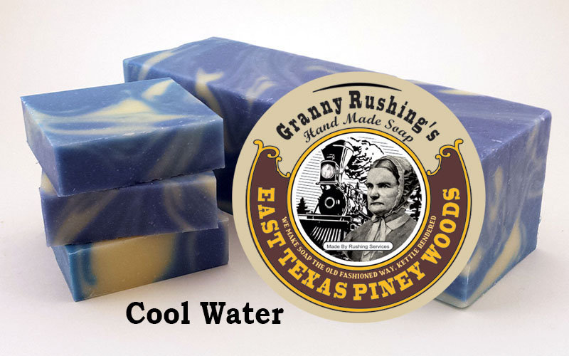 Cool Water  2.5 oz