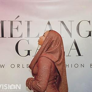 The Mélange Gala NOLA Fashion Ball