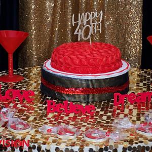 Sarah's 40th Birthday Party