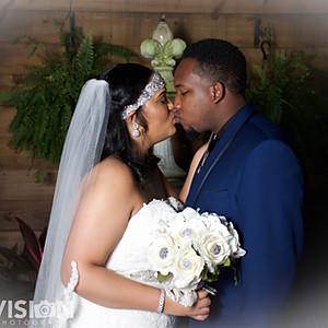 Mr. & Mrs. Jaheem Green