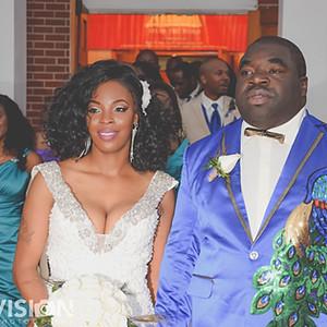 Eldon and Keisha'S Wedding