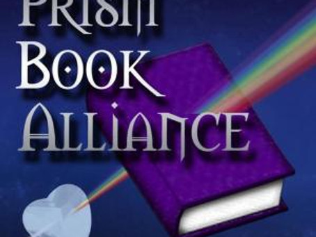 Prism Book Alliance Guest Post: Outside the Margins – Finding Balance