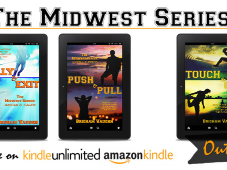 The Midwest Series – Sale & New Release!