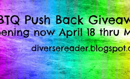 LGBTQ Push Back Charity Giveaway