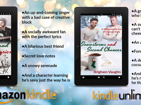 New Release – Snowstorms and Second Chances