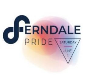 Image result for ferndale pride logo