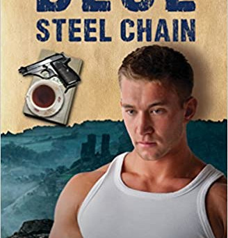 """Brigham's Recommendations – """"Blue Steel Chain"""" by Alex Beecroft"""