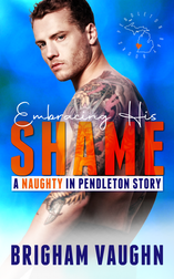 Embracing His Shame eBook Cover