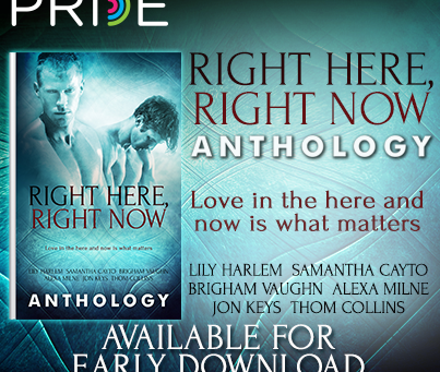 Right Here, Right Now Anthology – The Soldier Next Door – Early Download