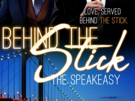 New Release – Speakeasy #3: Behind the Stick
