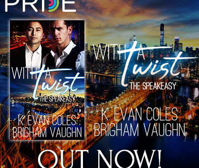 """""""With a Twist"""" is Live!"""