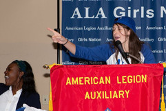 ALA Girls Nation Party Rallies