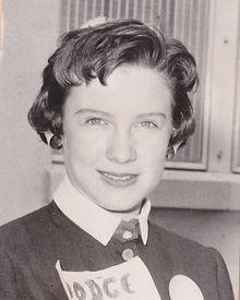 Governor Judy Dodge