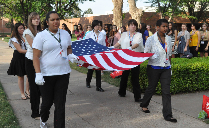 Flag Honor Guard