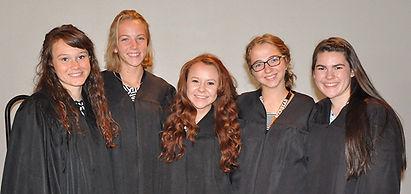 Justices of the Supreme Court Chief Justice Genevieve Romero (N) Madison Paulk (F), Elisa Davidson (N), Erica Jessen (N), Iris Amelia Zoernig (N)