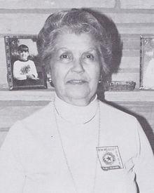 Director Ethel Slover