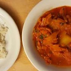 Delicious Cod Stew/ Bacalao