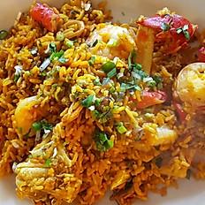 Paella - Criollo-style Seafood Platter