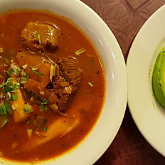 Beef Stew / Carne Guisada