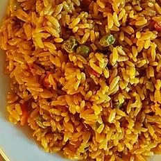 Yellow rice / Arroz amarillo