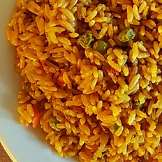 Spanish-style Yellow Rice
