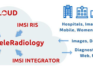 Teleradiology System for the Pandemic and Beyond