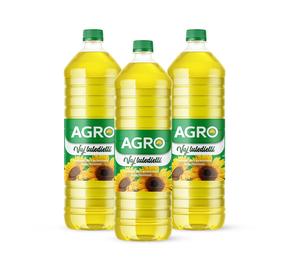 Agro Sunflower oil