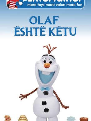 Olaf ne Entertainer