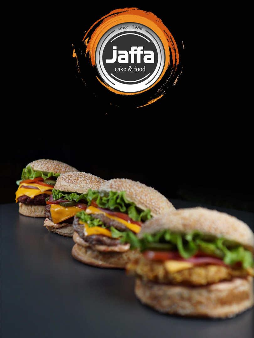 Jaffa Burgers - Fokusi