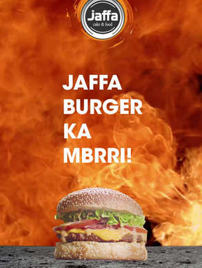Jaffa Burger ka ateruar