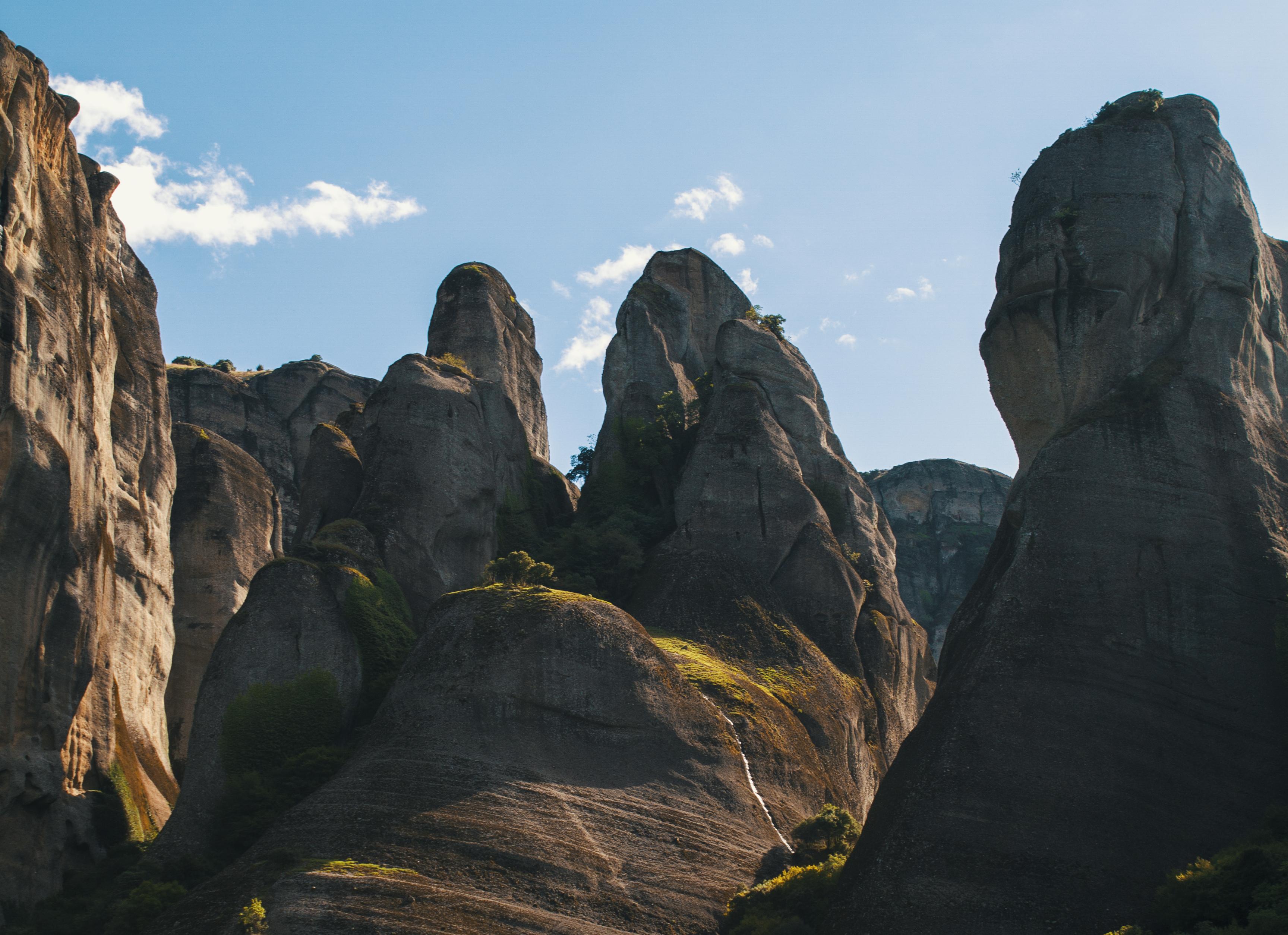 Meteora_rocks
