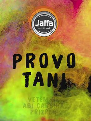 Jaffa Color Burger