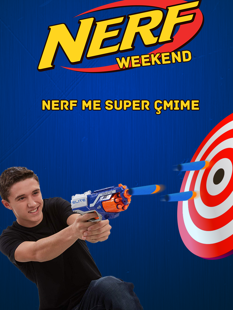 Nerf Weekend