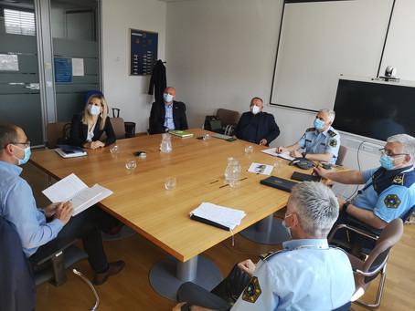 Policija in AVP skupaj z AMZS, DARS in Zavodom Varna pot o ukrepih za večjo varnost slovenskih cest