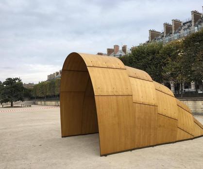 Tea House, Paris, France