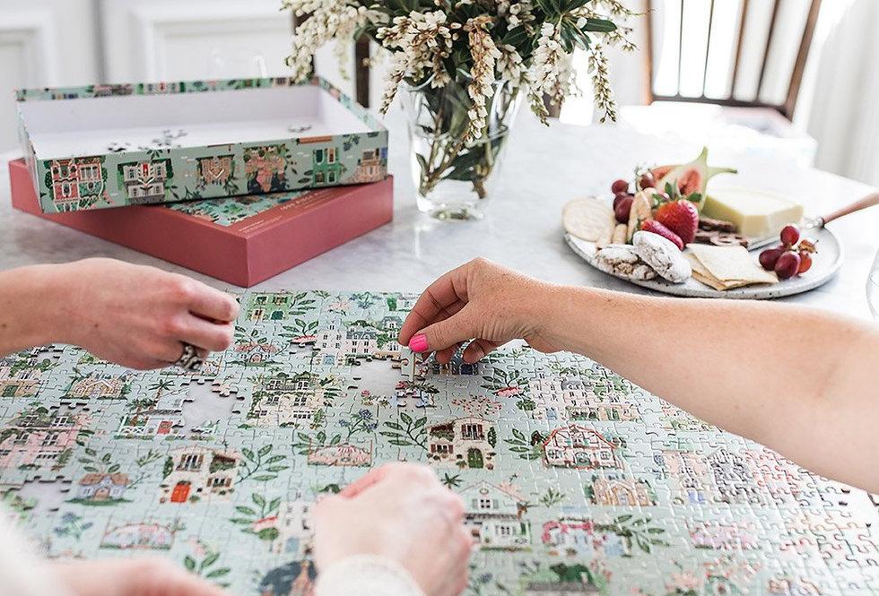 Bespoke Press - 'Around the World' Puzzle