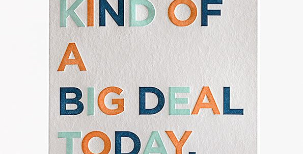 Elum Designs Greeting Card